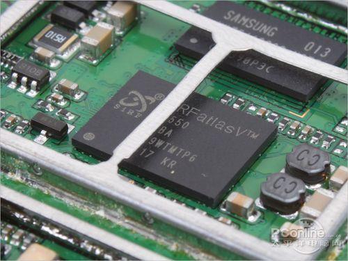3寸屏便携式车载gps导航仪,该机采用64mb缓存,4gb闪存,支持fm发射功能